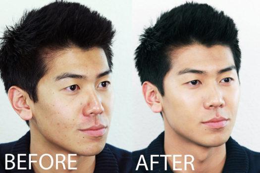 Làn sóng đàn ông 9X Trung Quốc chuộng make up để tăng vẻ tự tin trong xã hội