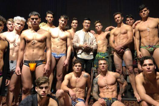 BST thời trang nam nóng bỏng nhất năm 2018 của thương hiệu Úc 2EROS