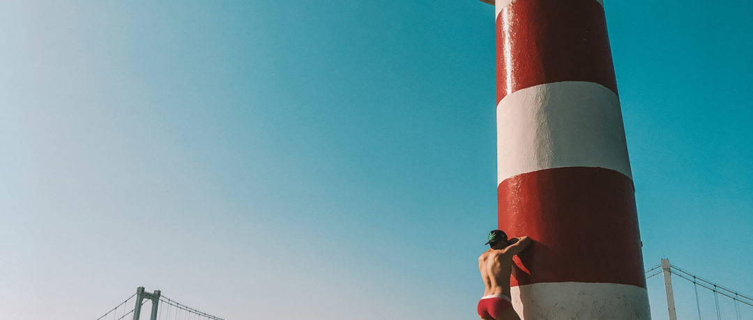 Cầu Thuận Phước: Mênh mông vùng trời xanh ngắt