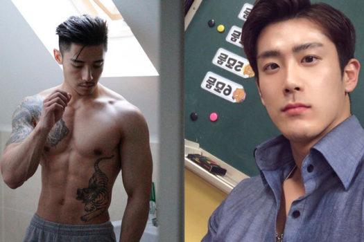 Top 5 trai Á thể hình đẹp chất ngất, sành điệu mà bạn nên theo dõi trên Instagram