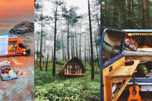 Bạn có mong chờ trải nghiệm xe cắm trại campervan ở Đà Lạt không?