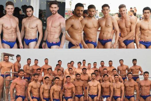 Swimwear: Màn trình diễn thu hút nhất Mister International