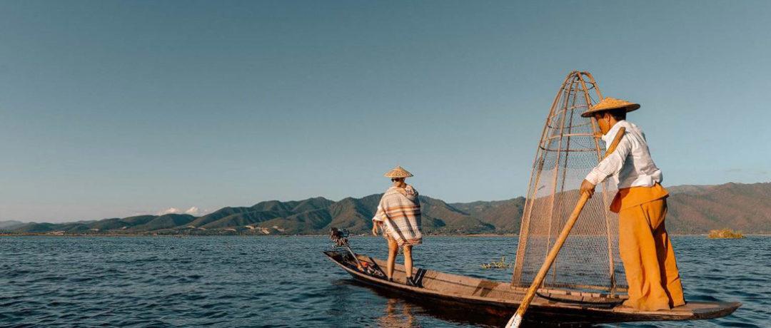 Inle Lake, Myanmar: Mênh mông vùng sông nước đẹp chất ngất