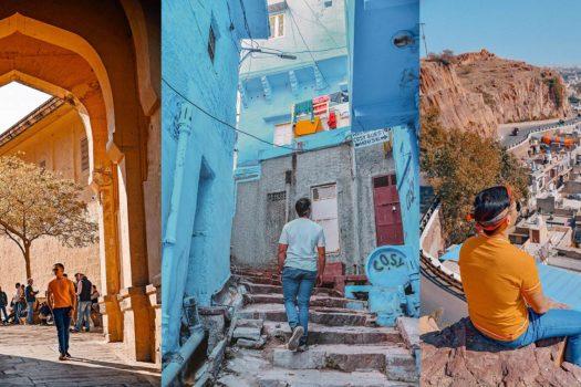 Du lịch tự túc Ấn Độ: Jodhpur – Thành phố màu xanh hùng vĩ