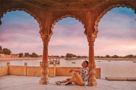Du lịch tự túc Ấn Độ: Thành phố huyền thoại Jaisalmer