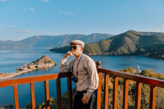 泸沽湖 – Hồ Lugu: Tuyệt tác thiên nhiên đẹp đến lay động của Vân Nam