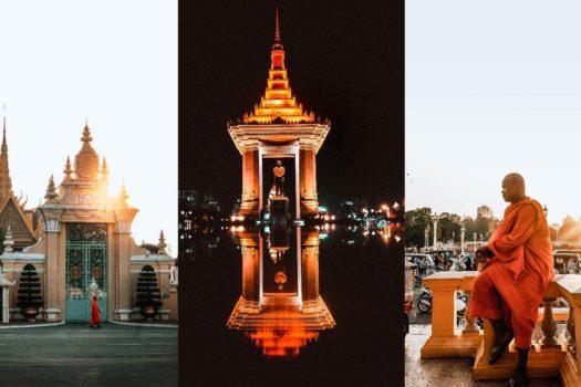 Phnom Penh Cambodia – 11 trải nghiệm để cảm nhận hơi thở thủ đô
