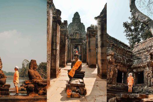 Angkor Wat Cambodia – Những ngôi đền không thể bỏ qua