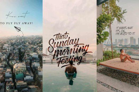 6 Apps viết chữ lên ảnh siêu đẹp được nhiều travel blogger nổi tiếng dùng