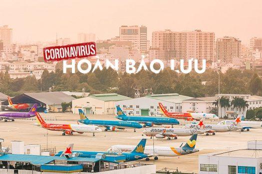 Hướng dẫn đặt vé máy bay mới bằng tài khoản HOÀN BẢO LƯU
