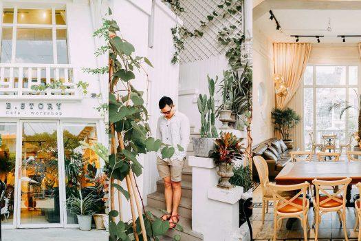B.Story – Cà phê workshop đẹp ở Sài Gòn dành cho dân sống ảo