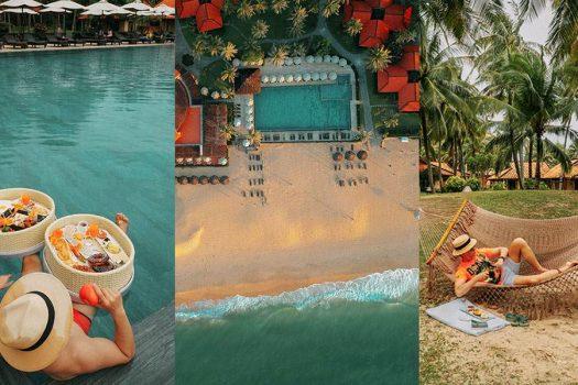 """Seahorse Resort Mũi Né: Nơi vỗ giấc bình yên """"chanh sả"""""""