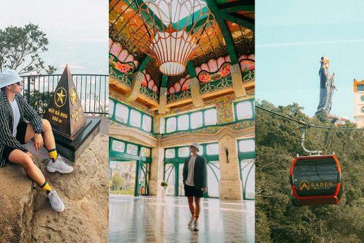 Núi Bà Đen mới: Những góc chụp ảnh siêu đẹp + Hướng dẫn chi tiết nhất