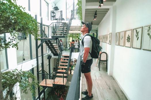 Quán cà phê đẹp Đà Nẵng – Hãy đến Wonderlust Danang!
