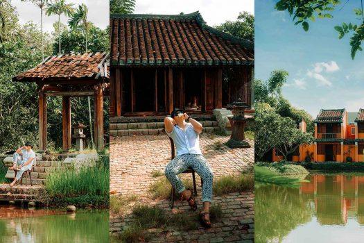 Bảo tàng ÁO DÀI quận 9 – Phảng phất nét Hội An ở Sài Gòn