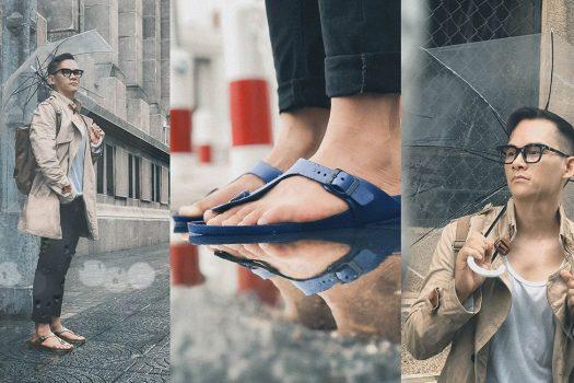 Birkenstock x IAMKOO – Những mẫu EVA cho mùa mưa