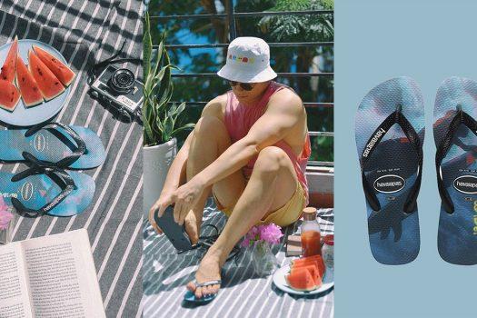 Havaianas x IAMKOO – Sành điệu với Top Photoprint